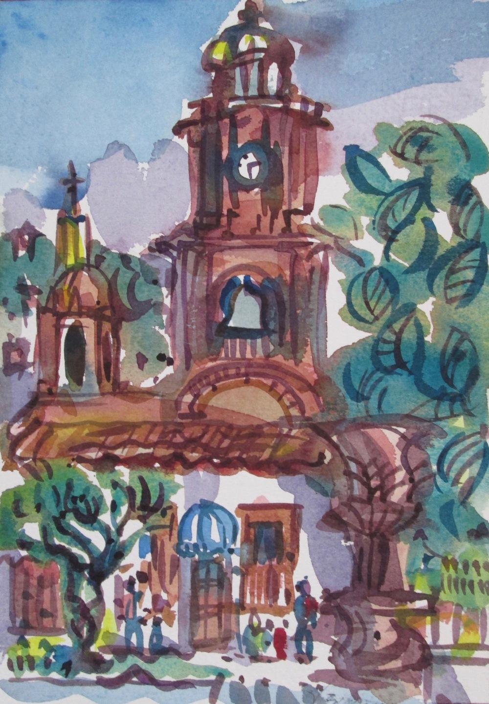 Church Puerto Vallarta