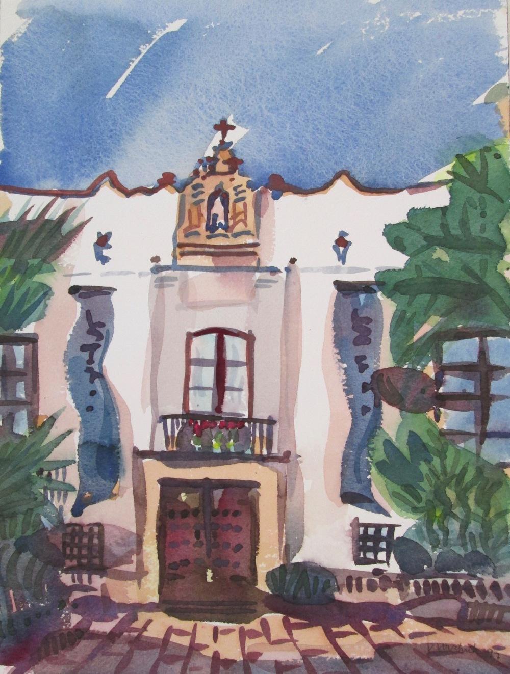 San Angel 02, Mexico City