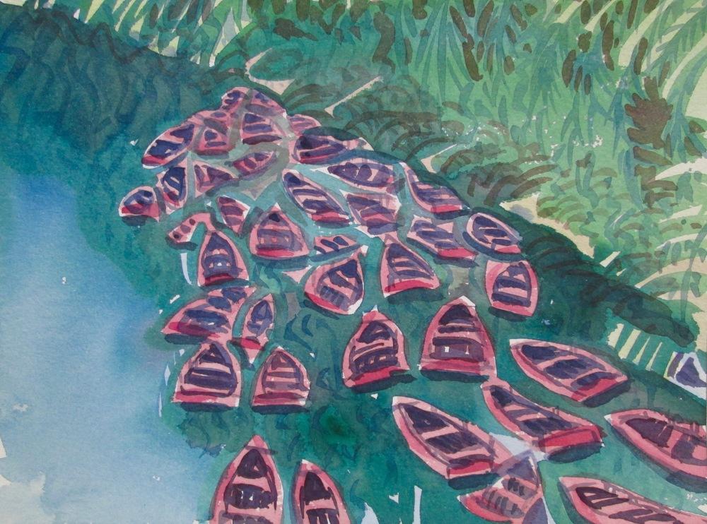 El Tigre Boats