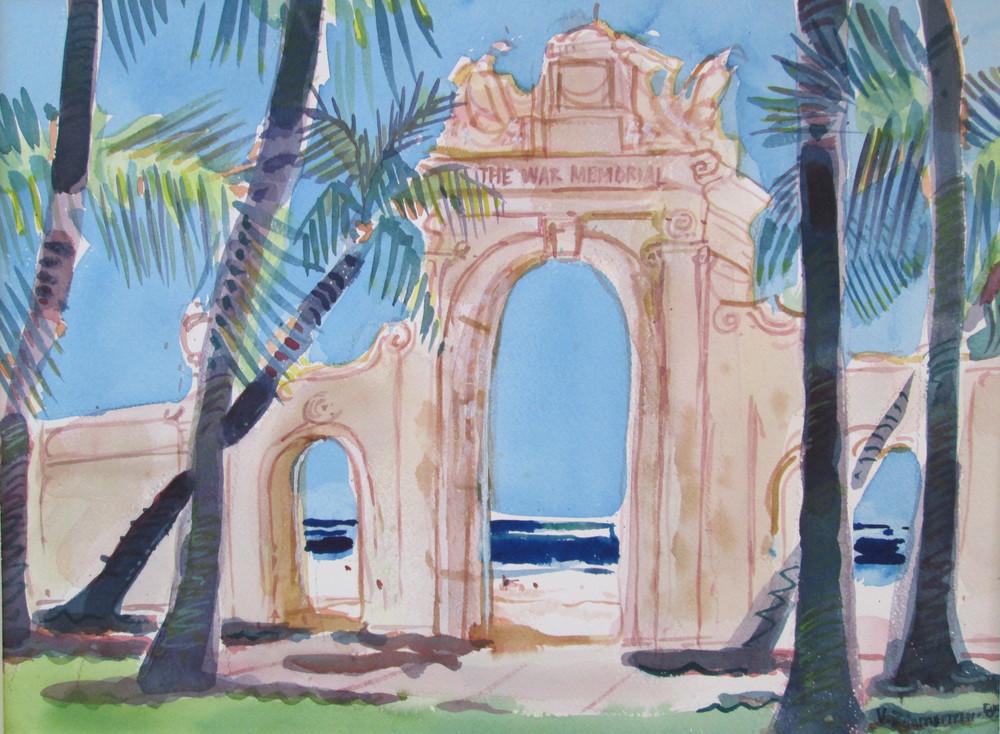 Honolulu Memorial