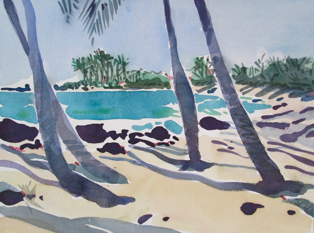 Palms 02 Kona