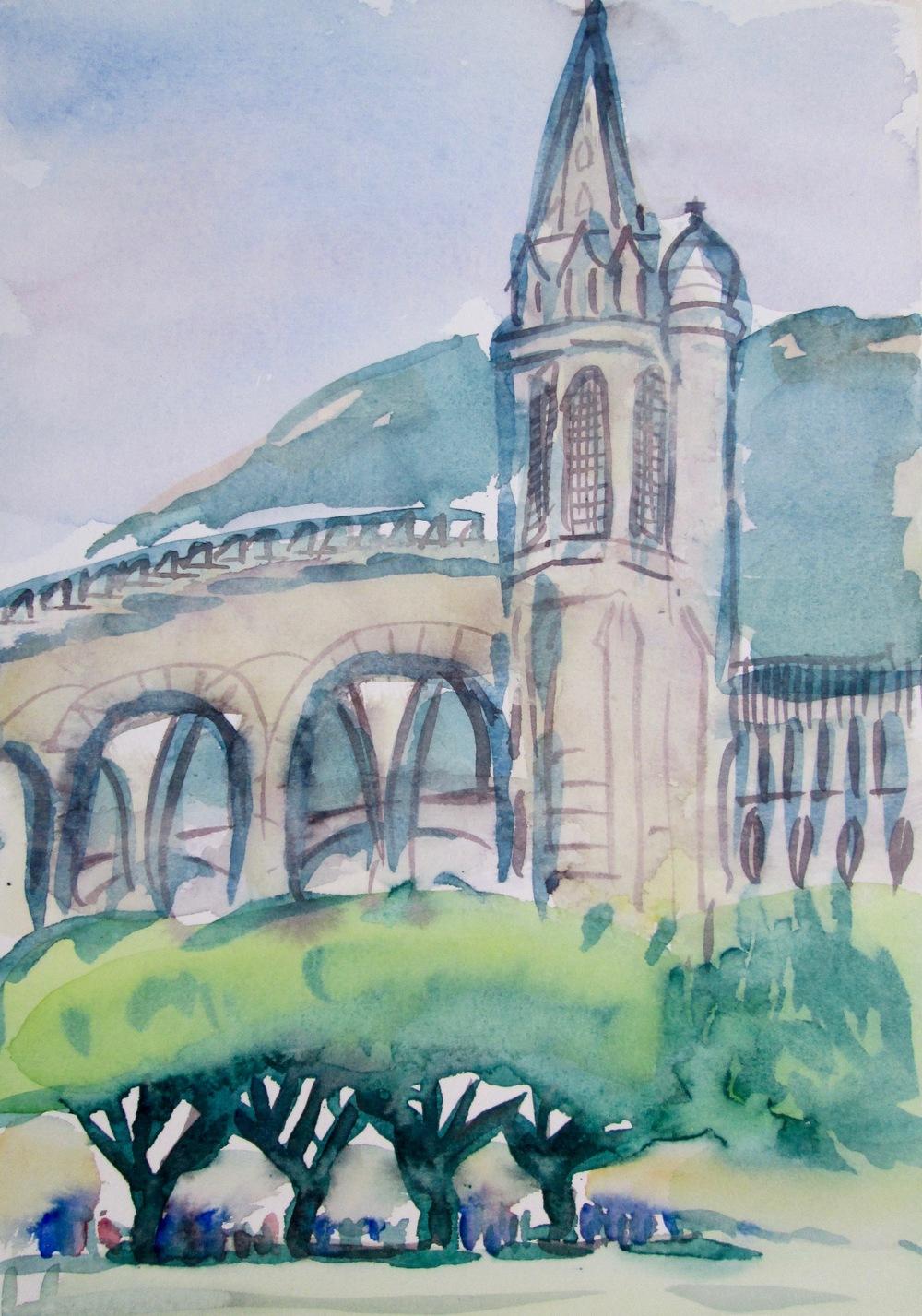Basilica Lourdes