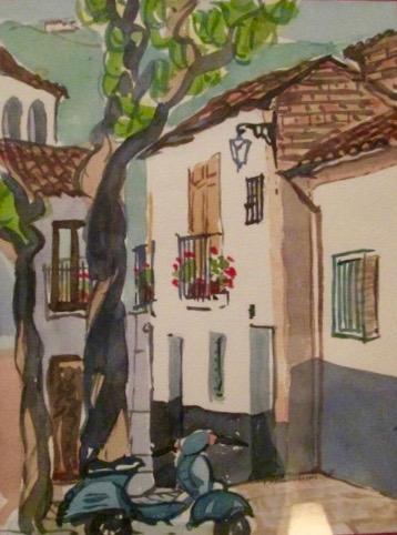 Albacin Granada