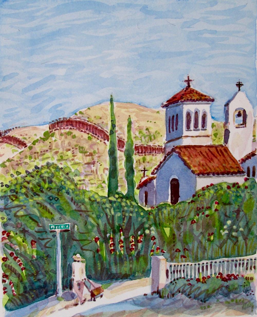 Nogales Cityscape