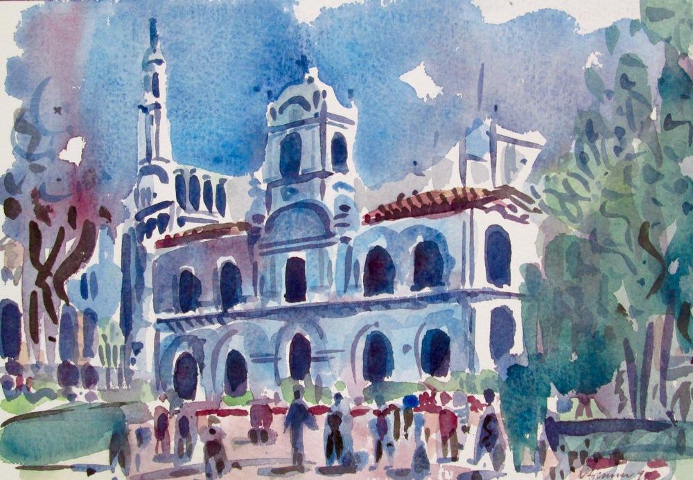 El Cabildo Buenois Aires