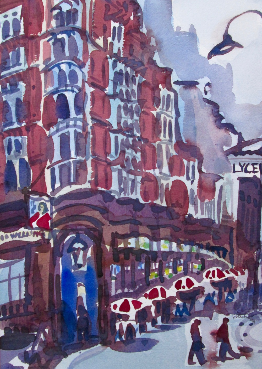 West End London