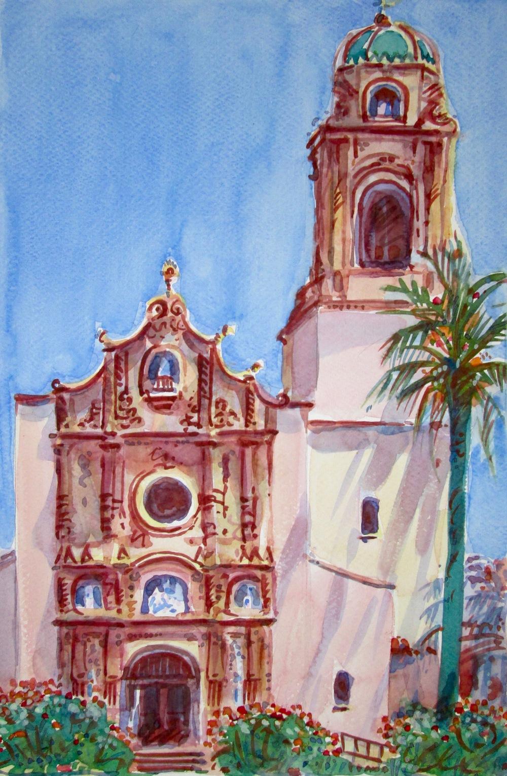 Benedictine Sanctuary Tucson
