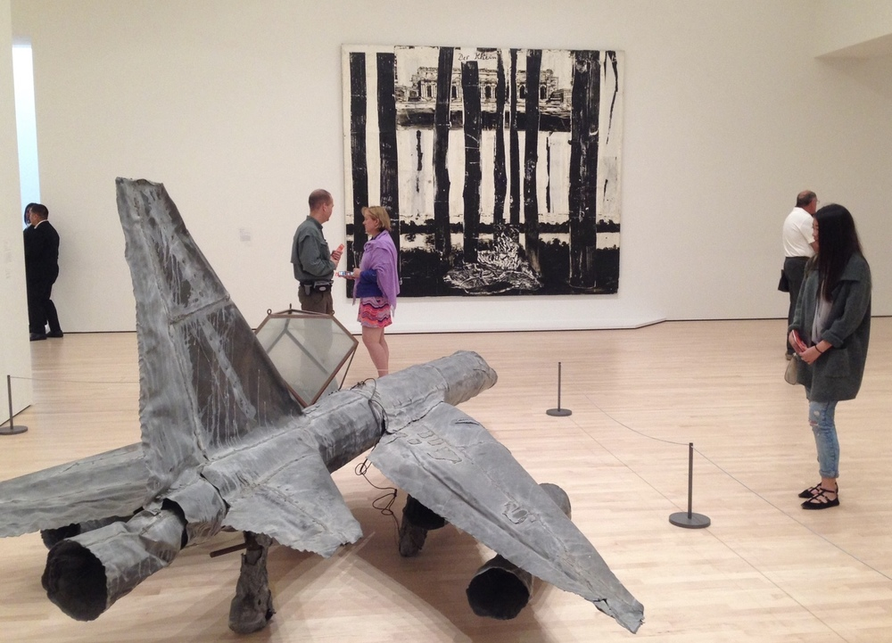 Anselm Kiefer Gallery