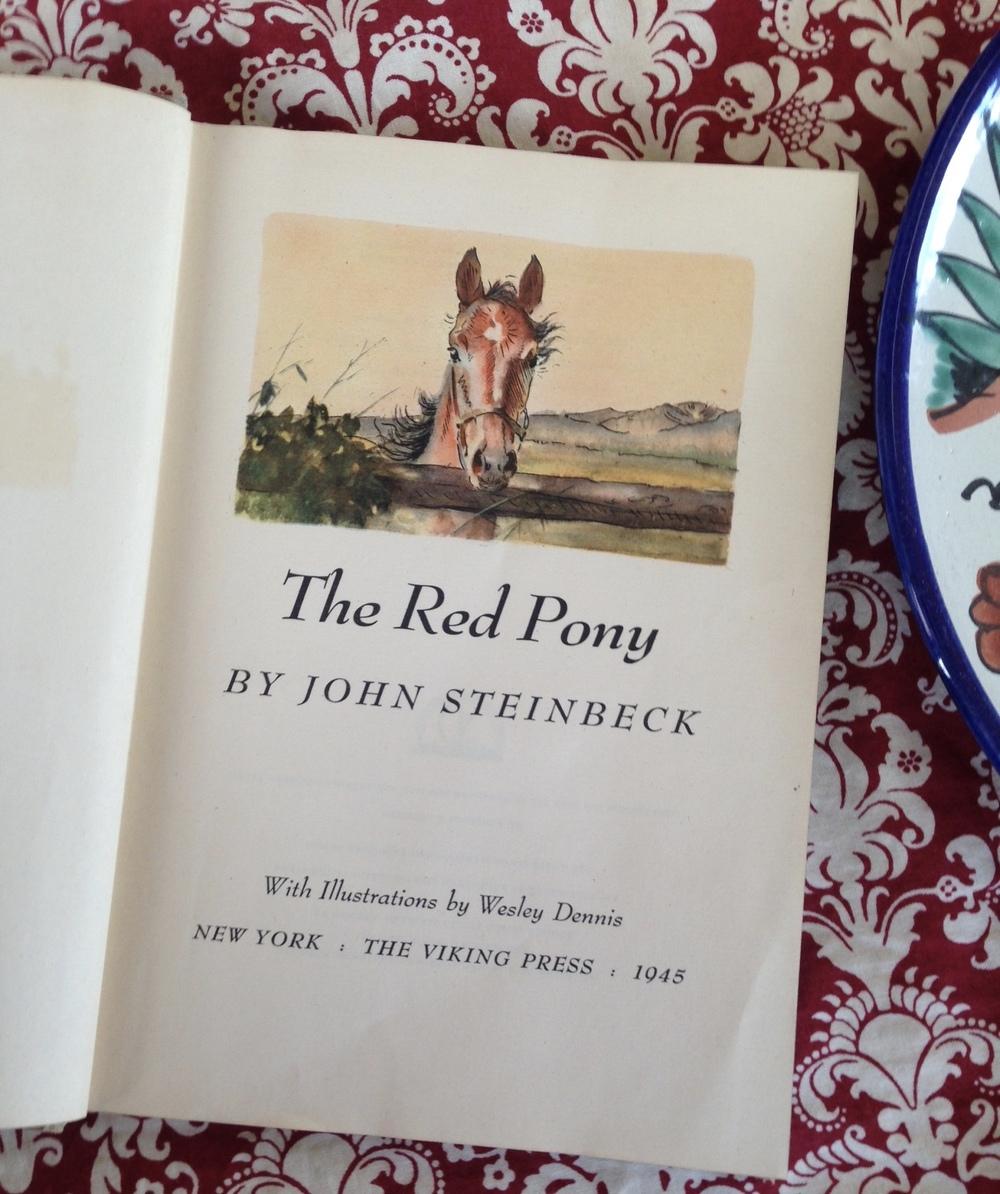 by John Steinbeck