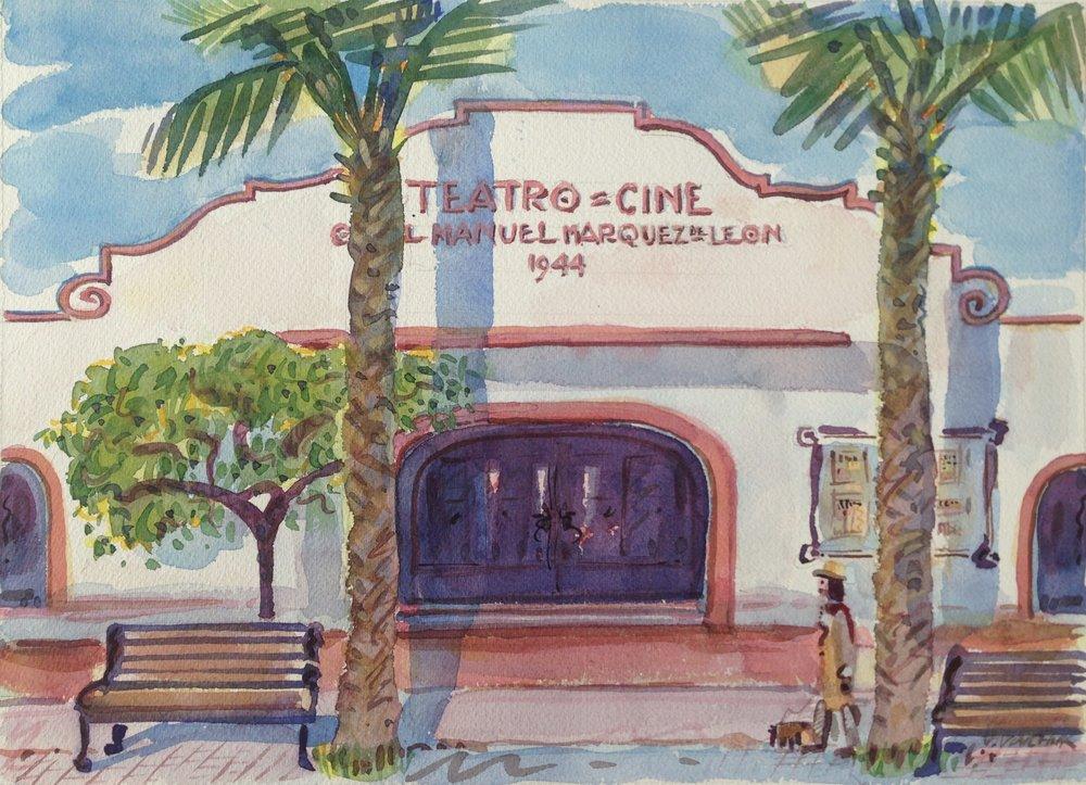 Teatro, Todos Santos