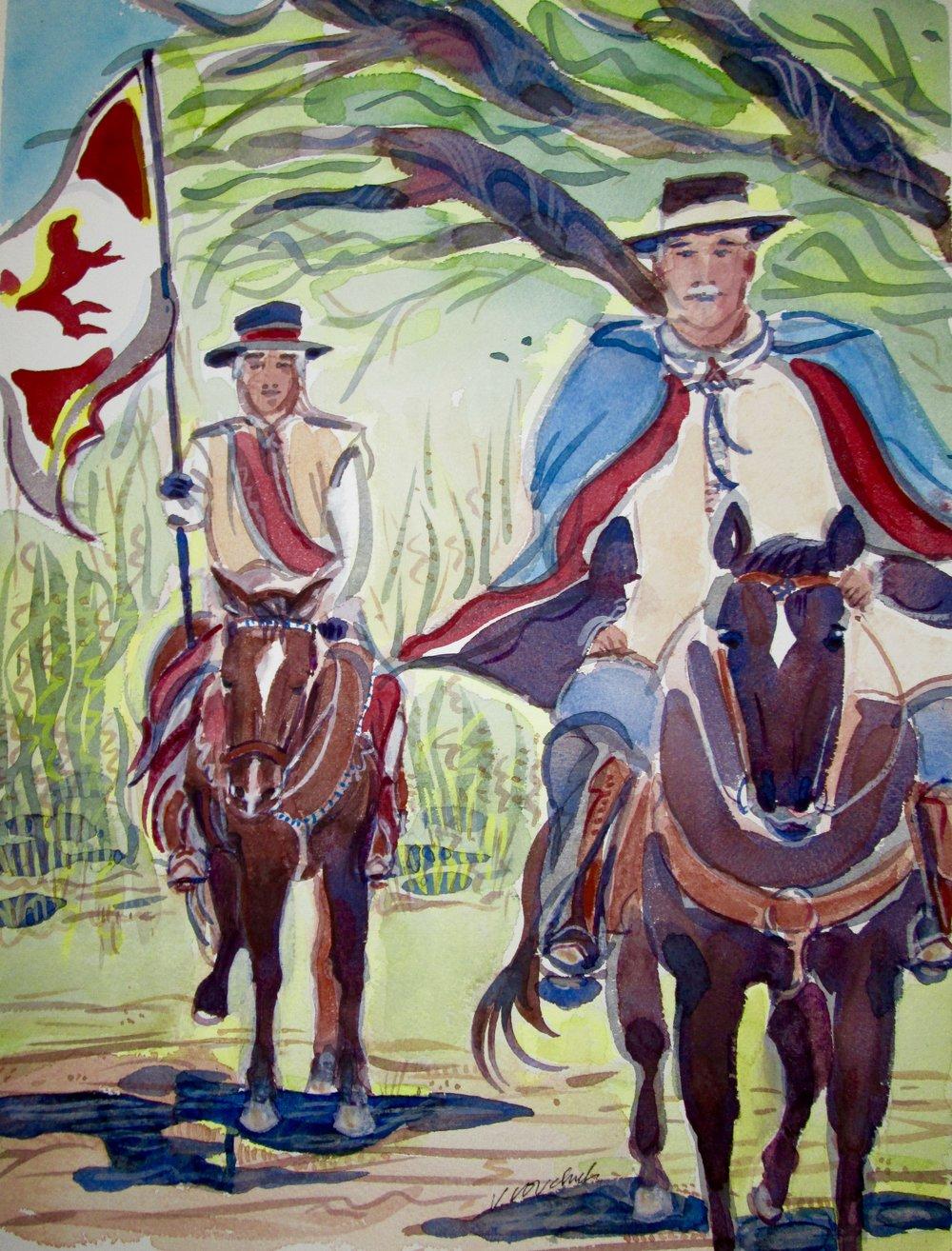 De Anza Riders