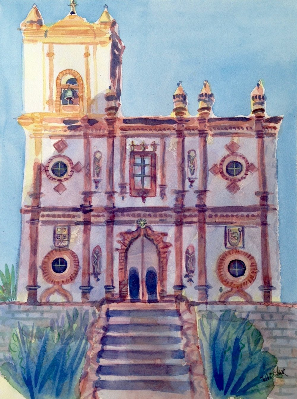 Sunrise San Ignacio