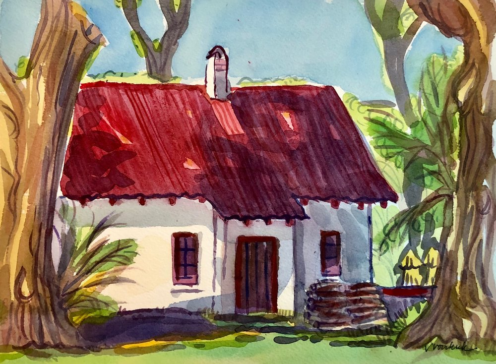 The Cantina, Rancho Santa Cruz