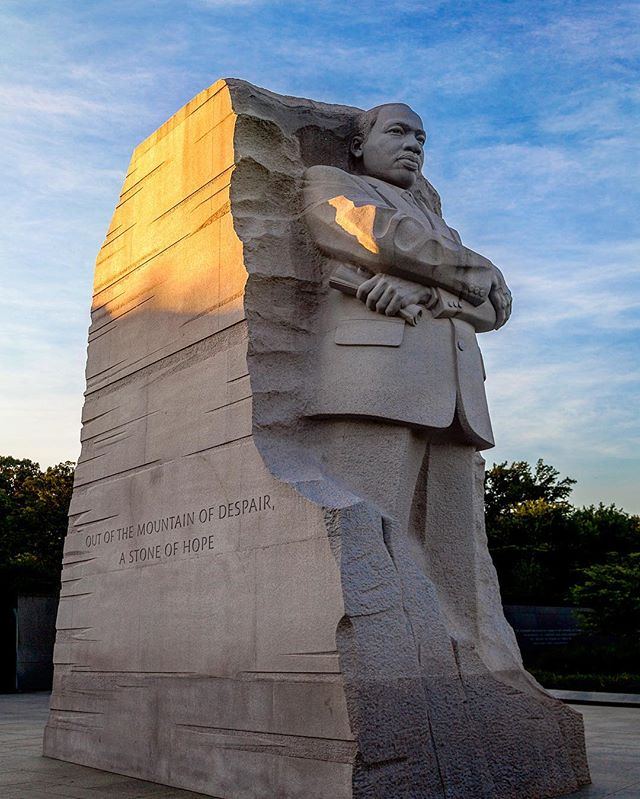 """Life's most persistent and urgent question is, 'What are you doing for others?'"" (Dr Martin Luther King, Jr) #mlkjrday"