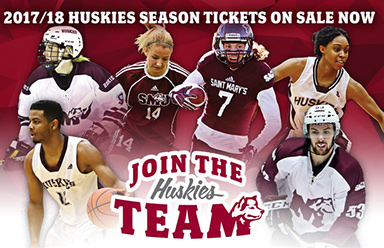 Huskies tickets