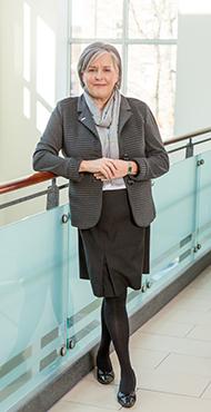 Dean Patricia Bradshaw