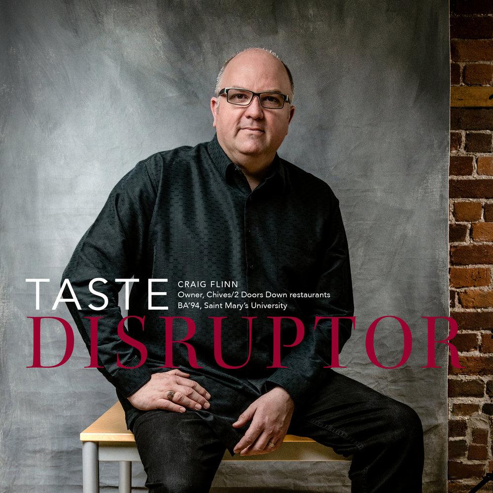 Taste Disruptor