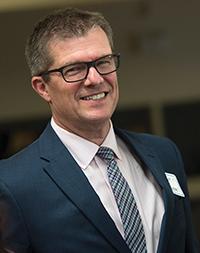 Stuart MacLean, EMBA'97  CEO, WCB Nova Scotia