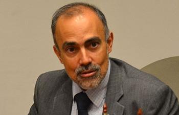 Dr. Antonio Ramalho da Rocha, Professor of International Relations, University of Brasilia