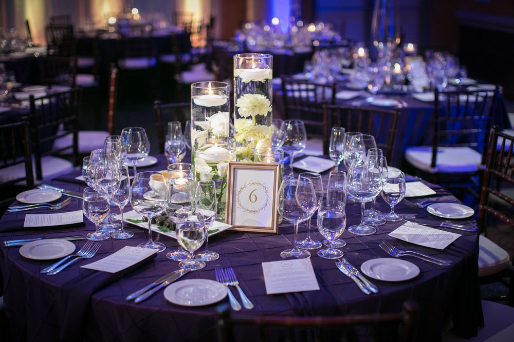 A Wedding Reception at Tsakopoulos Library Galleria | Anais Events | Tim Halberg Photography