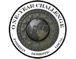One Year Challenge