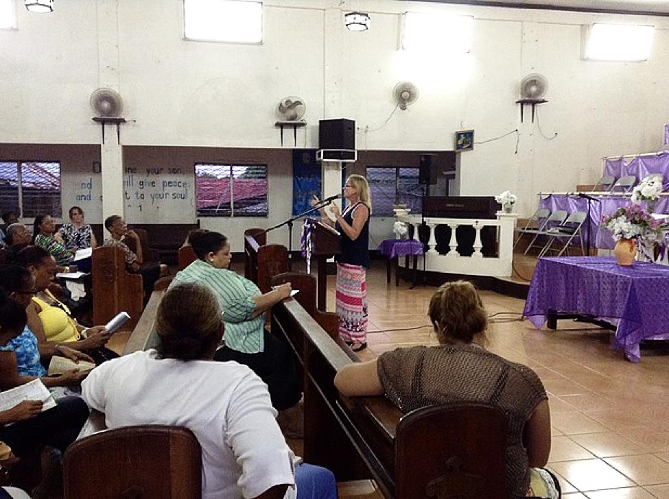 Ginny Porter, Women's Discipleship Coordinator