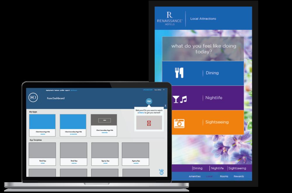 horizon display software