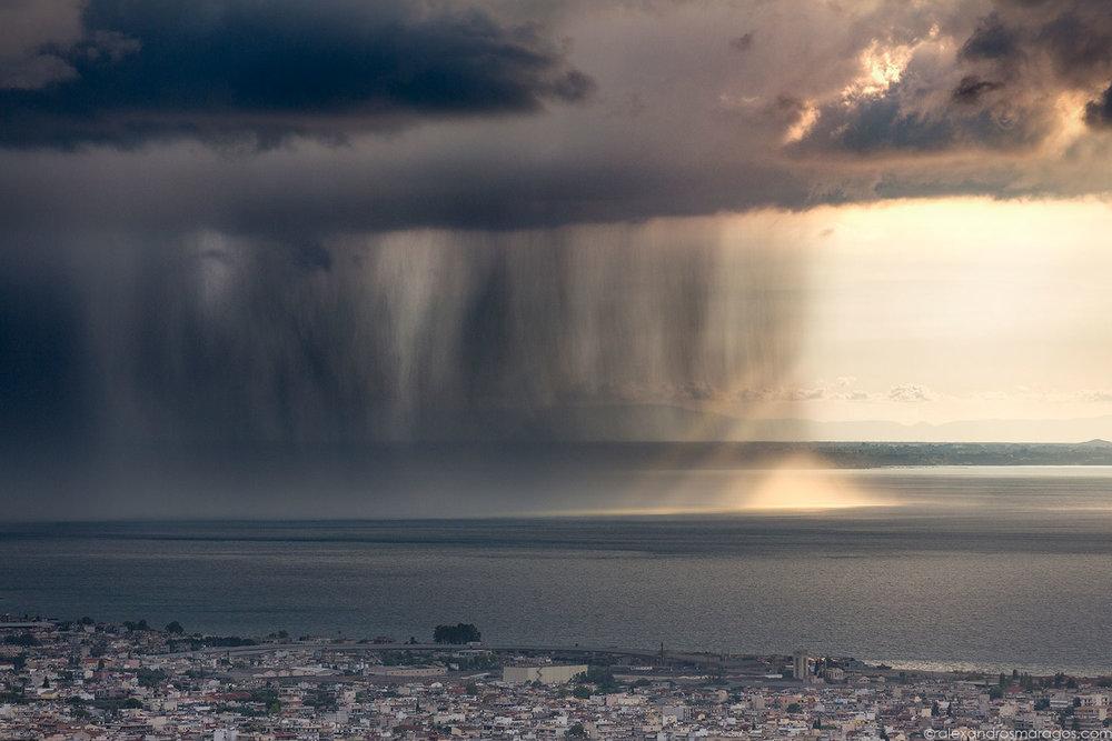 Rain Shaft