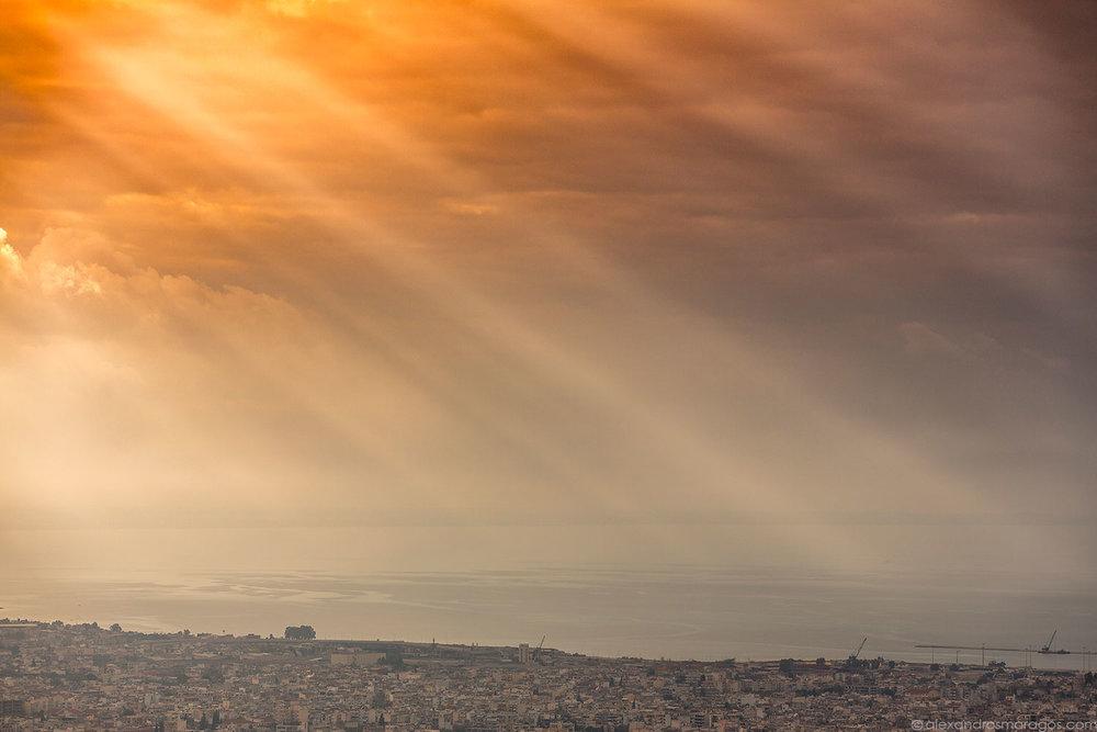 Sunrise Rays |© Alexandros Maragos
