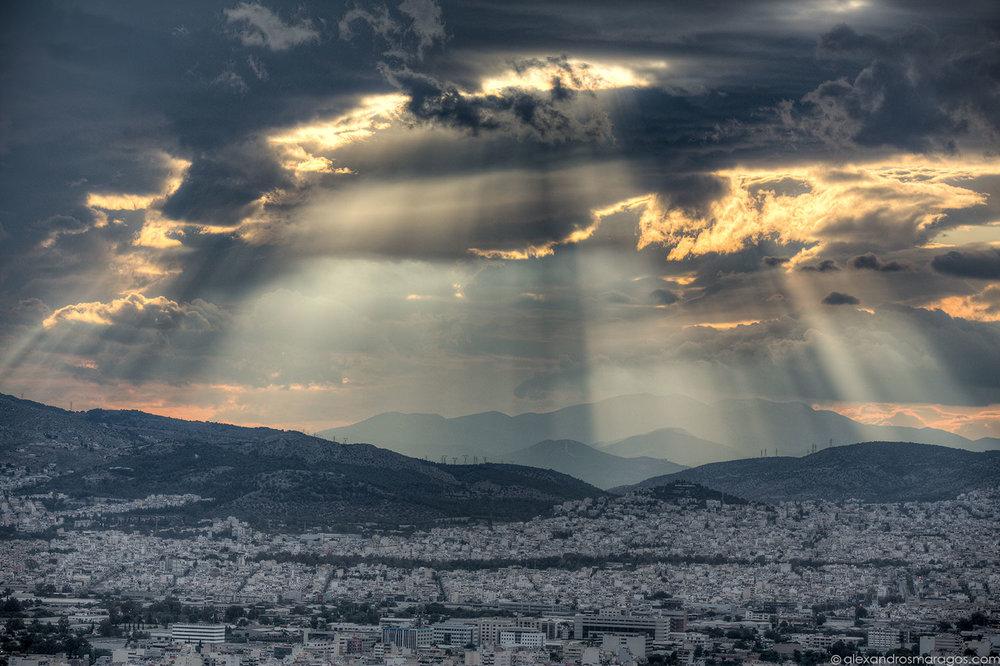 Athens Sunlight |© Alexandros Maragos