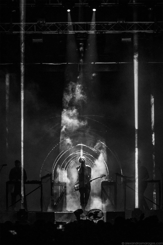 Moderat -Release Athens 2017 |© Alexandros Maragos