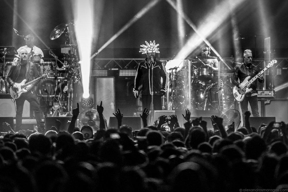 Jamiroquai -Release Athens 2018 |© Alexandros Maragos