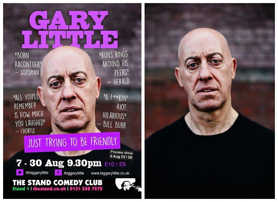 Gary Little_Edinburgh Festival