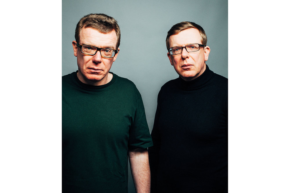 The Proclaimers. Lovely fellas.