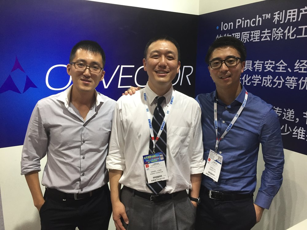 Fan Wang, Dan Cho, and Chen Lou