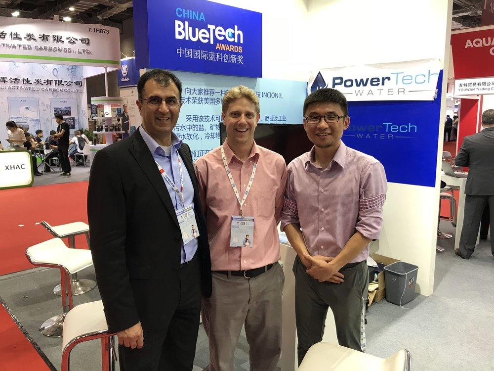 Tusaar and PowerTech Water