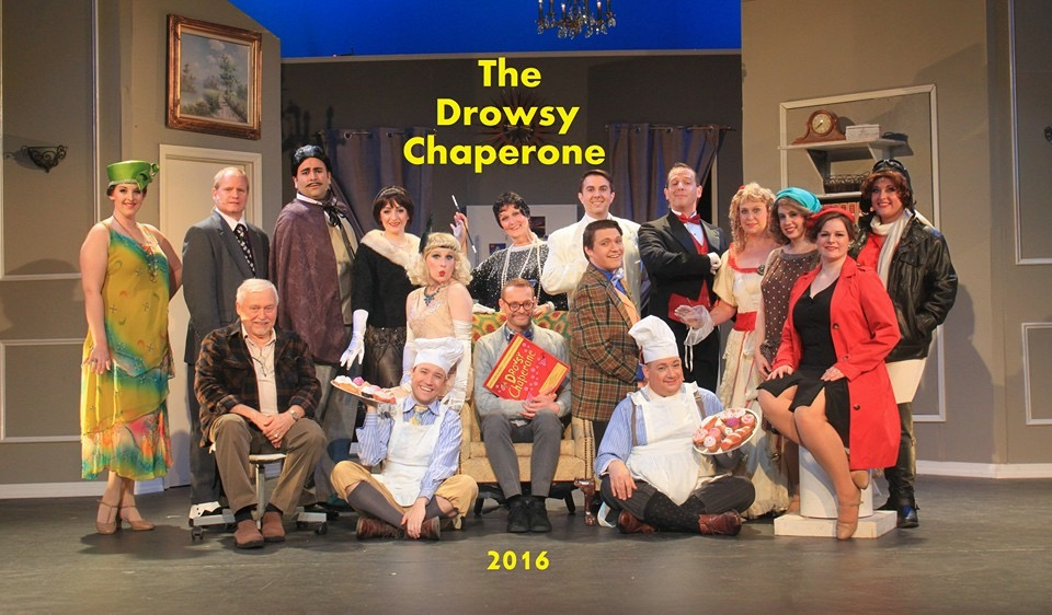 The Drowsy Chaperone , CDC Theatre, 2016