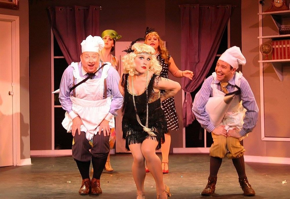 Click HERE to view  The Drowsy Chaperone  Gallery