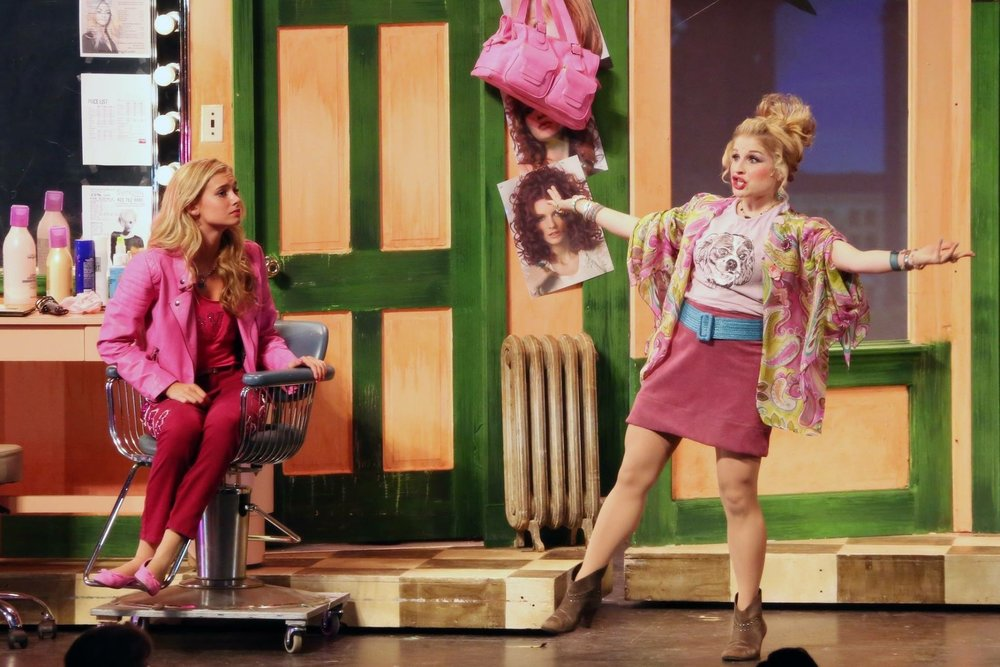 Click HERE to view the  Legally Blonde  Gallery