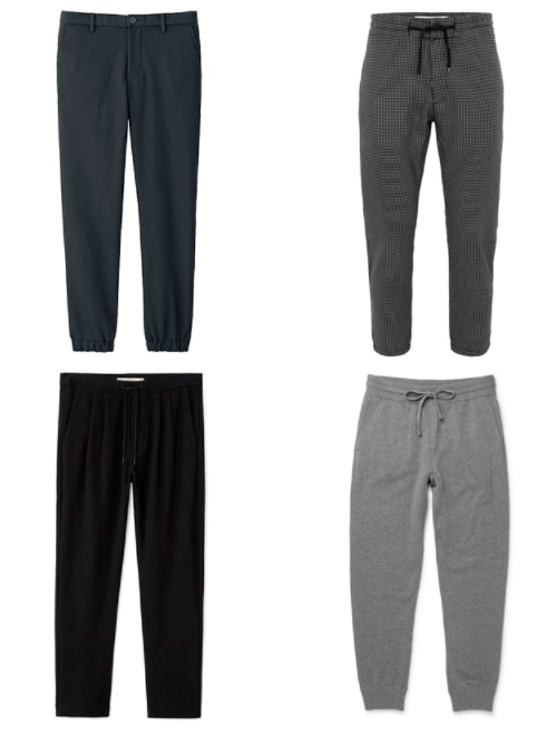Sweatpants inspiration!