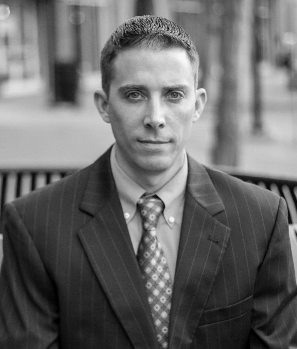 Jeff Moss, Senior Planner