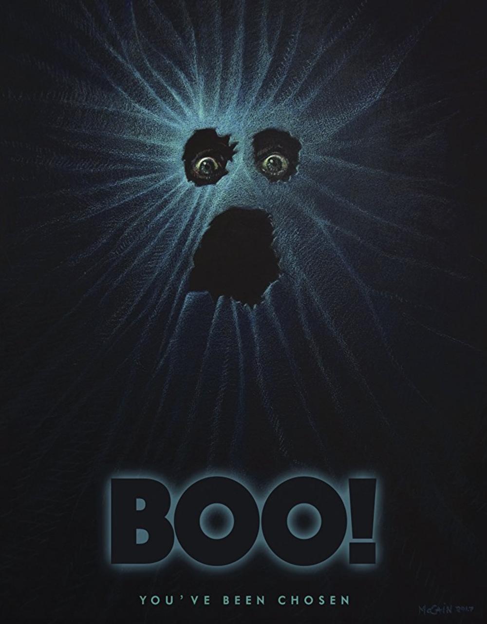 BOO!  VFX SUPERVISOR  Conform and Comp - Flame 2017.1.1 - Nuke - Cinema 4D - Zbrush
