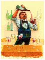 """""""produzirei excelentes vinhos ... e eles venderão sozinhos!"""""""