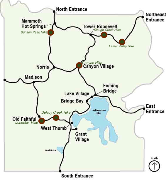 Lamar Valley Hiking Adventure (Private and Customized) — Yellowstone ...
