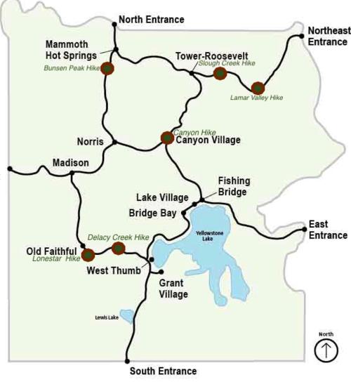 Yellowstone Hiking and Kayaking Combo — Yellowstone Kayaking and ...