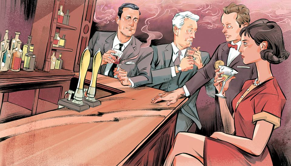 Mad Men - Masters of Sex / Entertainment Weekly