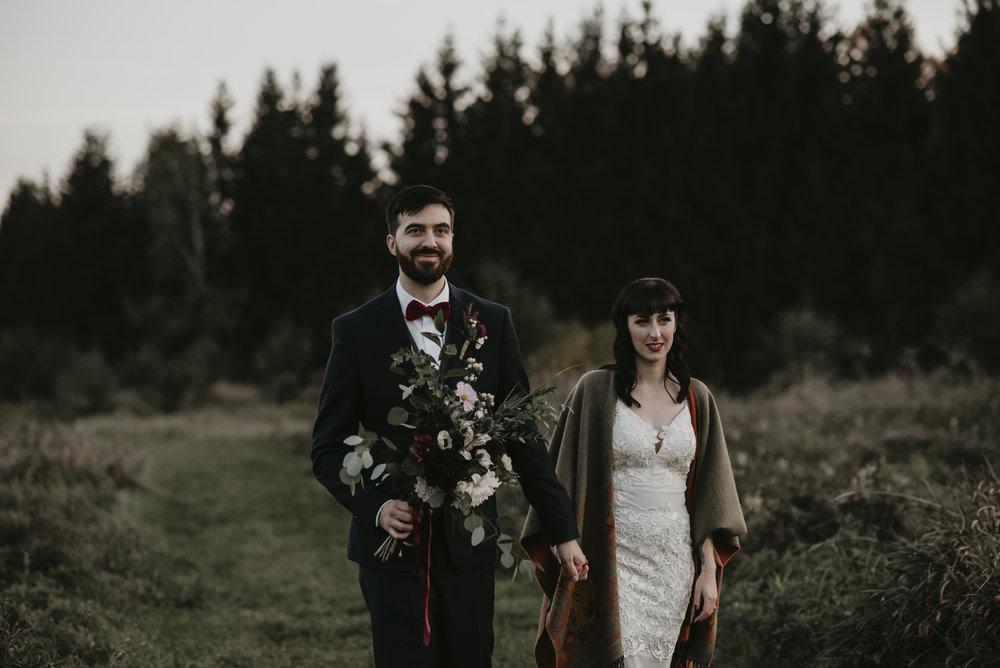 Melody & Jeremy // Kortright Centre