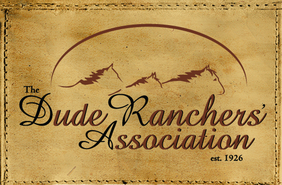 Member of the dude ranchers' association