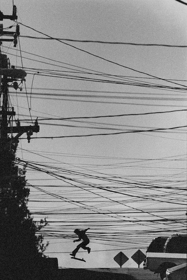 Nate Jones Power Lines