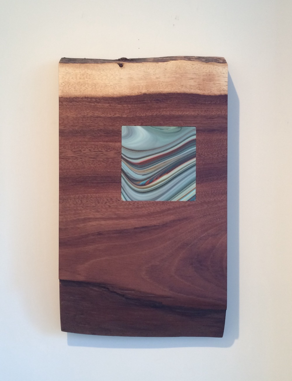 Wood Glass #3